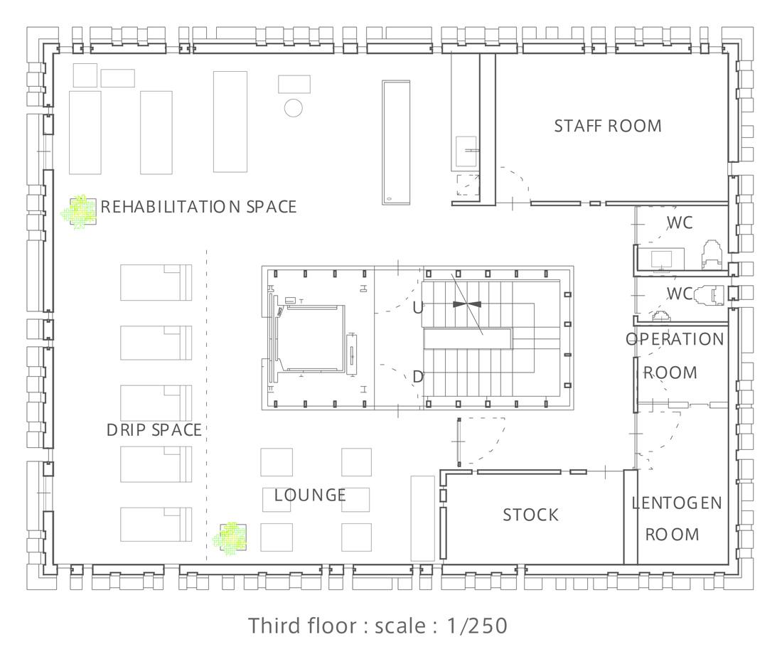 17 - third floor plan
