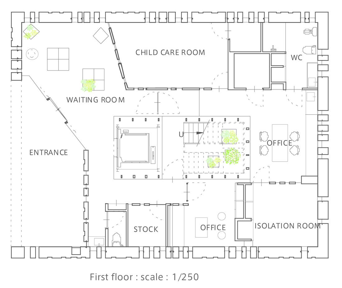 15 - first floor plan