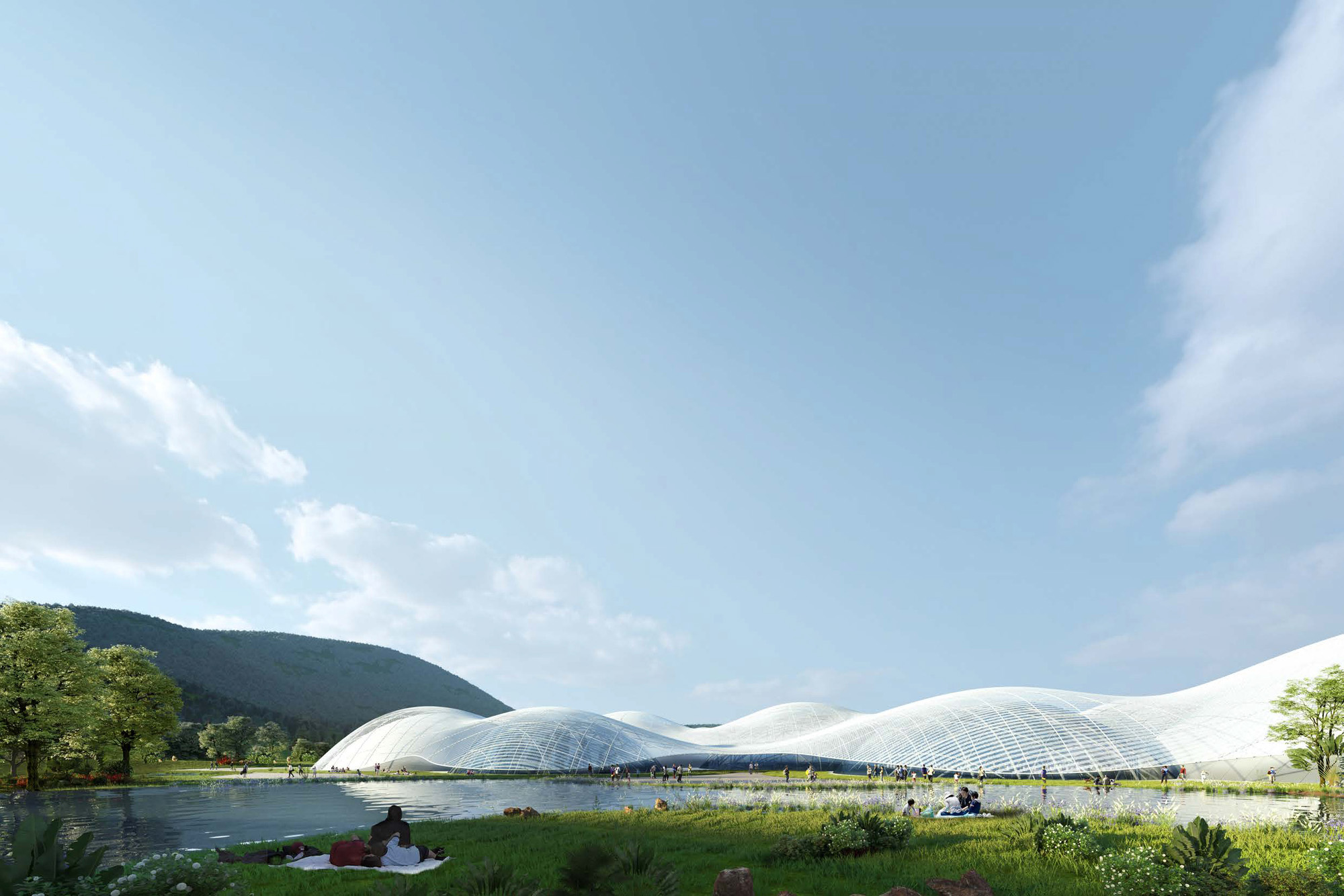 SANAA Wins Competition to Design Shenzhen Maritime Museum in China